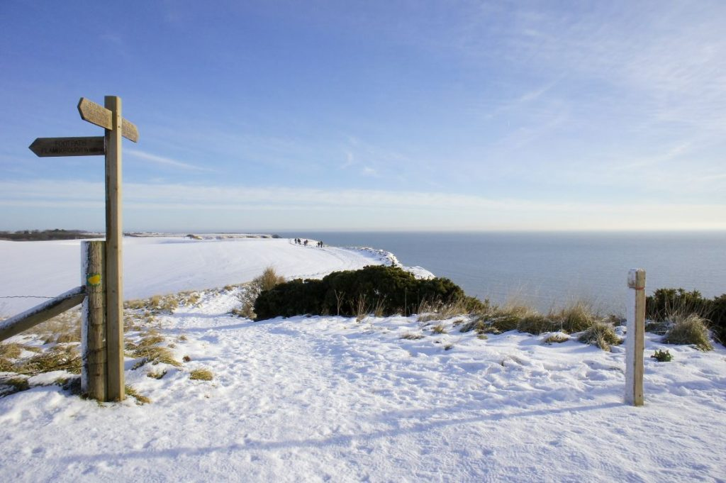Coastal Path at Flamborough